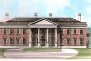 Classical Style House Plan - 6 Beds 7.5 Baths 8210 Sq/Ft Plan #119-189 Exterior - Other Elevation