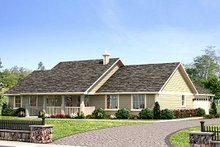 House Design - Ranch Photo Plan #427-6