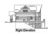 Country Exterior - Other Elevation Plan #117-301
