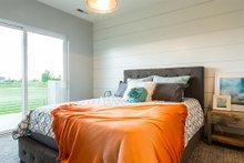 Modern Interior - Bedroom Plan #920-18