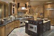 Craftsman Style House Plan - 4 Beds 3.5 Baths 5155 Sq/Ft Plan #48-607 Interior - Kitchen