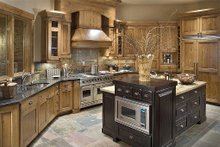 Dream House Plan - Kitchen - 5100 Square foot Craftsman home