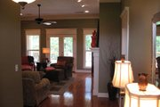 Craftsman Style House Plan - 3 Beds 2 Baths 1800 Sq/Ft Plan #21-247