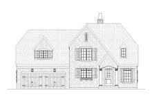 Dream House Plan - Farmhouse Exterior - Front Elevation Plan #901-58