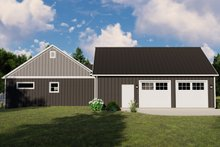 Dream House Plan - Country Exterior - Other Elevation Plan #1064-94