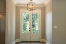 Architectural House Design - Ranch Interior - Entry Plan #430-169