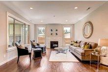 Modern Interior - Family Room Plan #1066-9