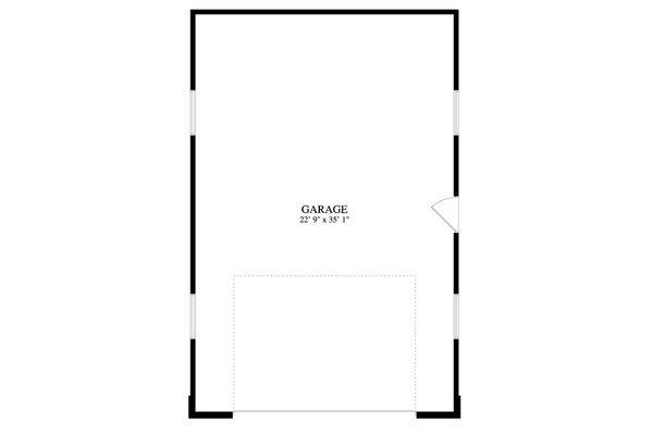 Victorian Floor Plan - Main Floor Plan #1060-77