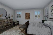 House Plan Design - Craftsman Interior - Master Bedroom Plan #1060-70