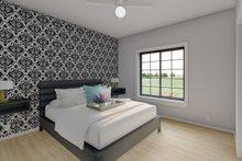 Farmhouse Interior - Master Bedroom Plan #126-175