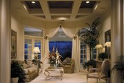 Mediterranean Style House Plan - 3 Beds 3.5 Baths 3891 Sq/Ft Plan #930-100 Interior - Family Room