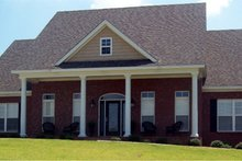 Traditional Exterior - Front Elevation Plan #63-345