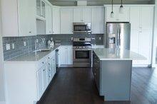 Craftsman Interior - Kitchen Plan #1070-48