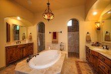 Dream House Plan - Prairie Interior - Master Bathroom Plan #80-211