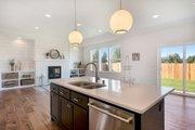 Craftsman Style House Plan - 3 Beds 2 Baths 2082 Sq/Ft Plan #1070-24