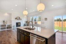 Architectural House Design - Craftsman Interior - Kitchen Plan #1070-24