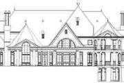 European Style House Plan - 5 Beds 5 Baths 8280 Sq/Ft Plan #119-211