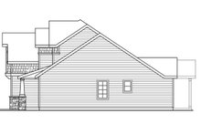 Home Plan - Craftsman Exterior - Other Elevation Plan #124-676