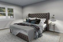 Traditional Interior - Master Bedroom Plan #1060-25