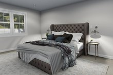 House Plan Design - Traditional Interior - Master Bedroom Plan #1060-25