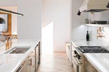 Modern Interior - Kitchen Plan #1076-1