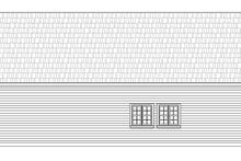 Architectural House Design - Country Exterior - Rear Elevation Plan #932-221