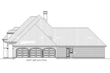 Southern Exterior - Other Elevation Plan #45-330