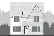 European Style House Plan - 4 Beds 3 Baths 3174 Sq/Ft Plan #461-58