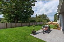 Dream House Plan - Craftsman Exterior - Rear Elevation Plan #1070-98