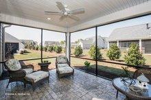 Craftsman Exterior - Covered Porch Plan #929-437