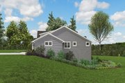 Cottage Style House Plan - 5 Beds 3 Baths 2835 Sq/Ft Plan #48-969
