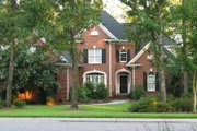 Traditional Style House Plan - 3 Beds 3.5 Baths 3063 Sq/Ft Plan #1054-79 Exterior - Front Elevation