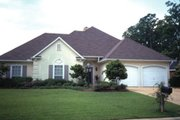 Traditional Style House Plan - 4 Beds 2 Baths 1707 Sq/Ft Plan #45-355 Exterior - Front Elevation