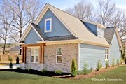 Country Style House Plan - 3 Beds 2 Baths 1956 Sq/Ft Plan #929-710