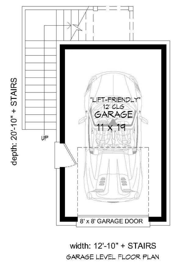 Dream House Plan - Country Floor Plan - Main Floor Plan #932-302