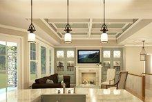 Home Plan - Ranch Interior - Family Room Plan #1010-212