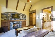 Master Bedroom - 4000 square foot European home
