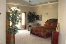 House Design - Adobe / Southwestern Interior - Master Bedroom Plan #451-19