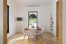 Modern Interior - Dining Room Plan #1076-3