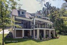 House Plan Design - Optional Walkout Basement