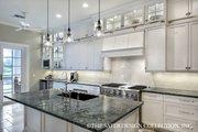 European Style House Plan - 5 Beds 3.5 Baths 3539 Sq/Ft Plan #930-486 Interior - Kitchen