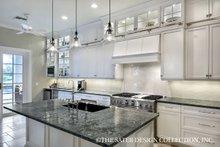 Dream House Plan - European Interior - Kitchen Plan #930-486