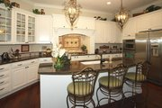 Craftsman Style House Plan - 3 Beds 2 Baths 2320 Sq/Ft Plan #132-200 Interior - Kitchen