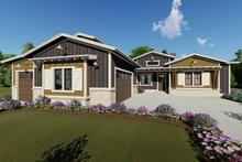 Farmhouse Exterior - Front Elevation Plan #1069-20