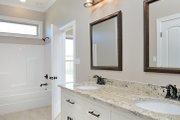 Tudor Style House Plan - 4 Beds 3.5 Baths 2342 Sq/Ft Plan #45-372 Interior - Bathroom