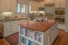 Home Plan - Colonial Interior - Kitchen Plan #451-26