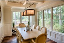 Country Interior - Dining Room Plan #928-13