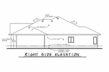 Home Plan - European Exterior - Front Elevation Plan #20-2121