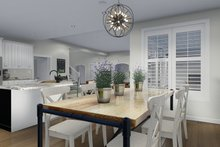 House Plan Design - Traditional Interior - Dining Room Plan #1060-69