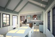 Traditional Style House Plan - 3 Beds 2.5 Baths 1706 Sq/Ft Plan #933-2 Interior - Kitchen